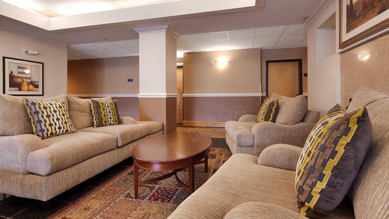 Lobby - Best Western North East Inn
