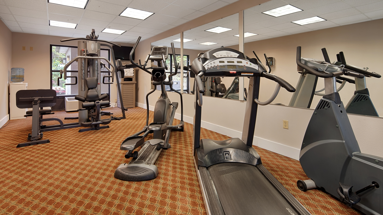 Fitness/ Exercise Room - Best Western North East Inn