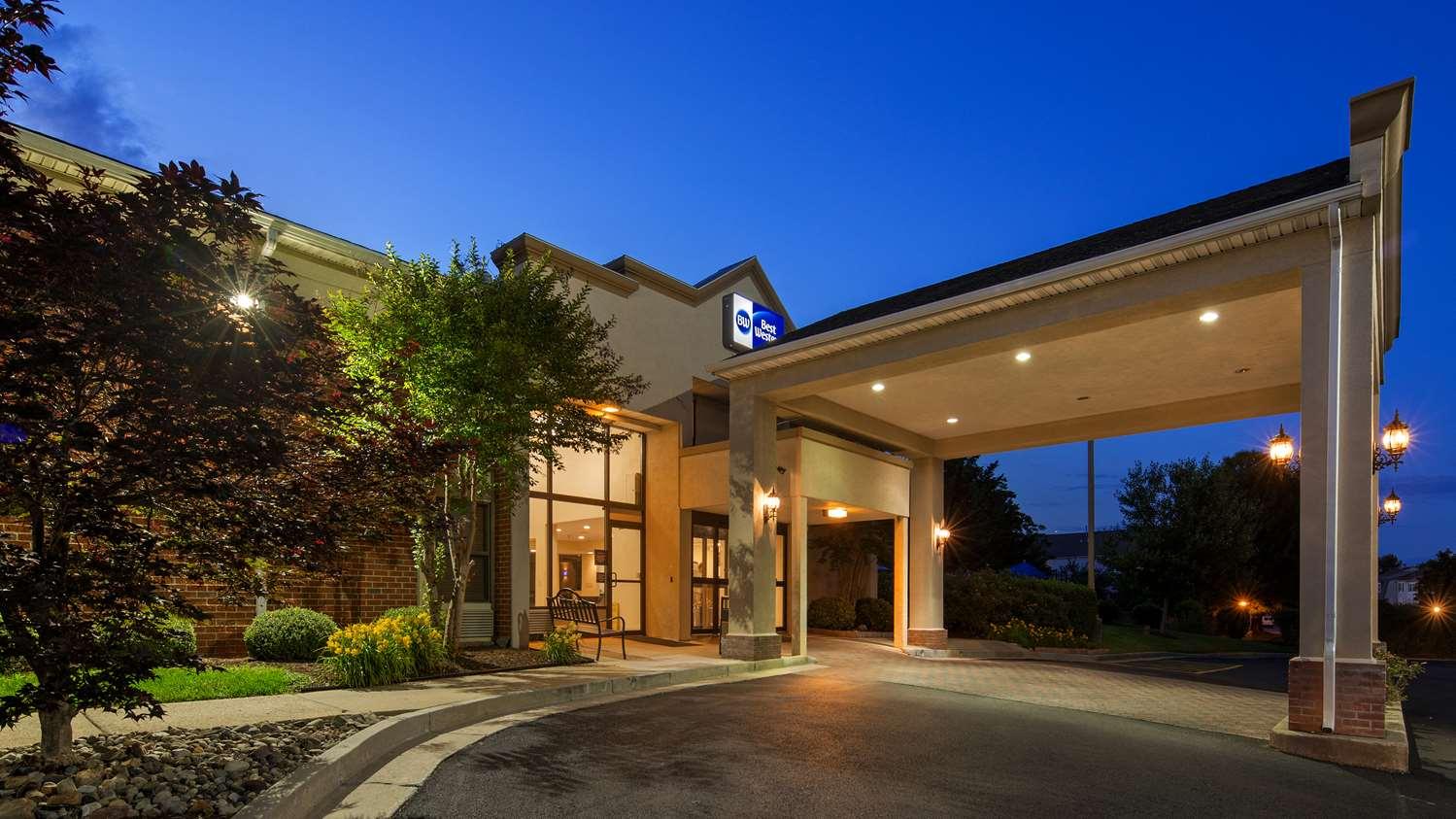 Exterior view - Best Western Hotel Historic Frederick