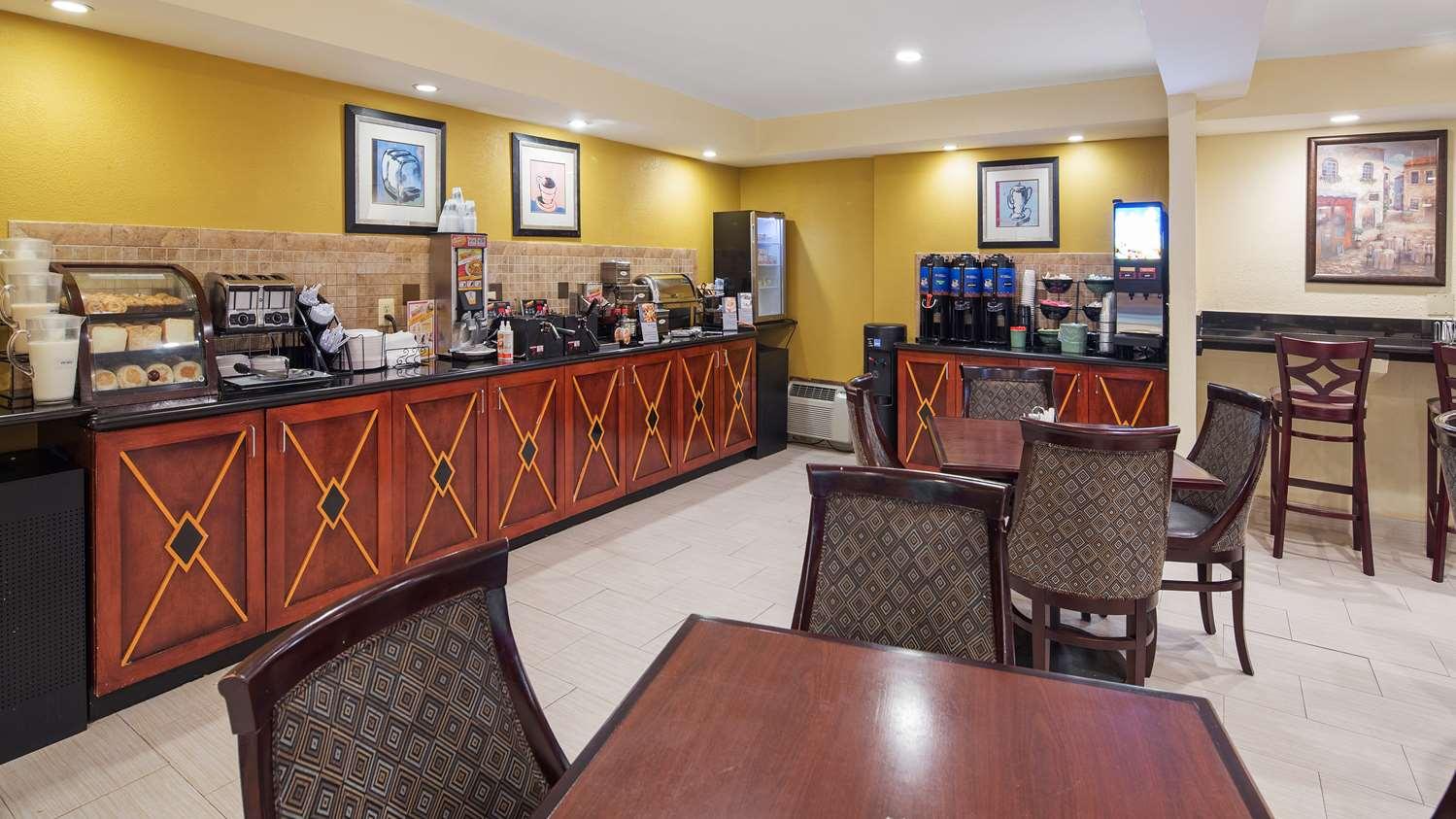 Restaurant - Best Western Hotel Historic Frederick