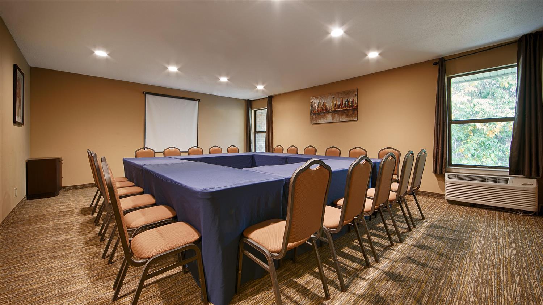 Meeting Facilities - Best Western Hotel Historic Frederick