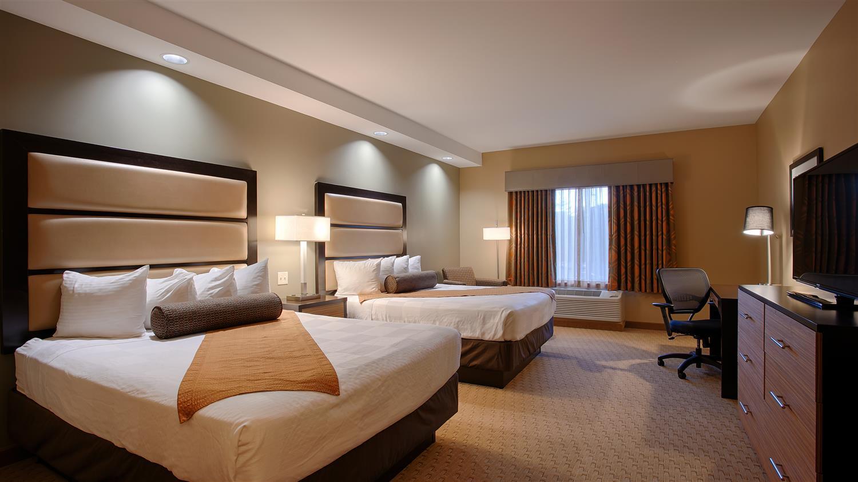 Room - Best Western Plus College Park Inn