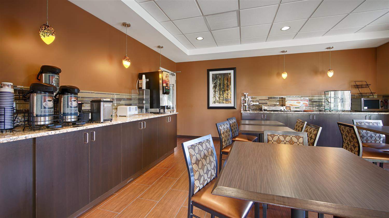 Restaurant - Best Western Plus College Park Inn