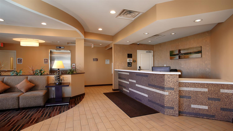 Lobby - Best Western Plus College Park Inn