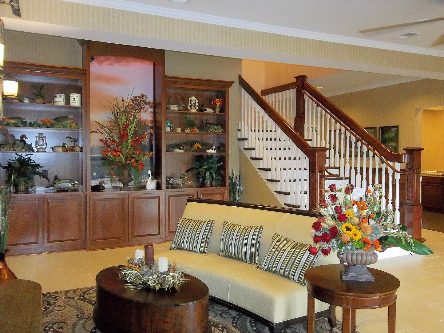 Lobby - Best Western Plus Easton Inn & Suites