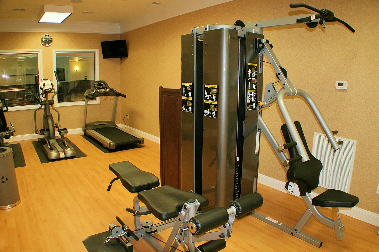 Fitness/ Exercise Room - Best Western Plus Easton Inn & Suites