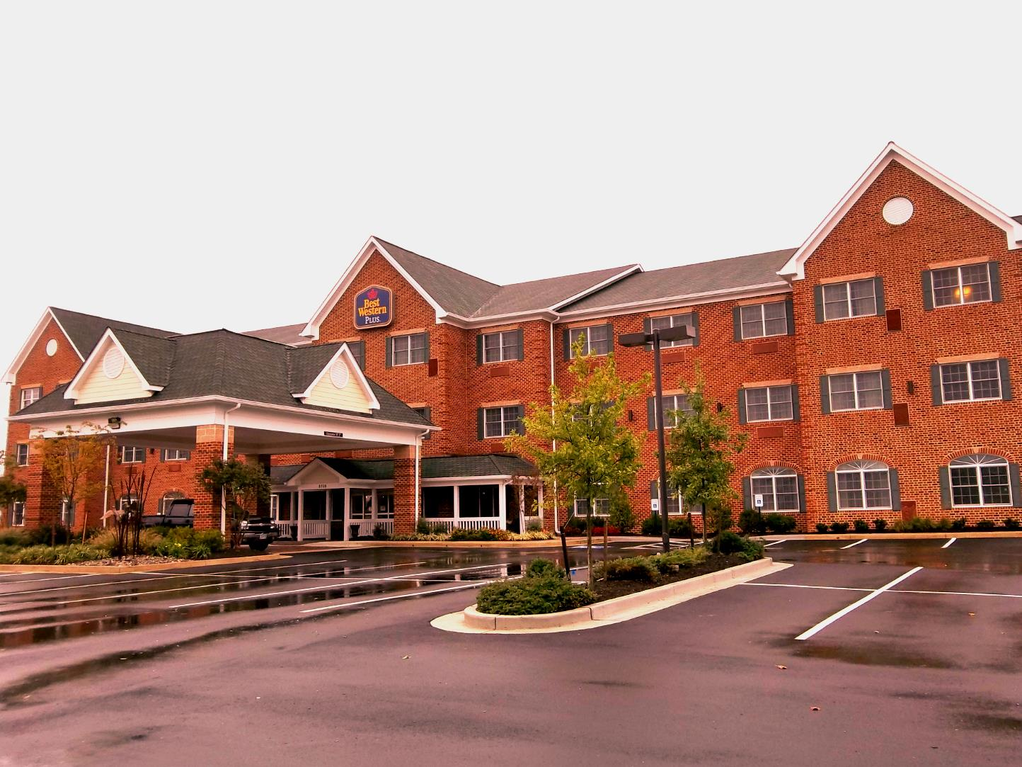 Exterior view - Best Western Plus Easton Inn & Suites