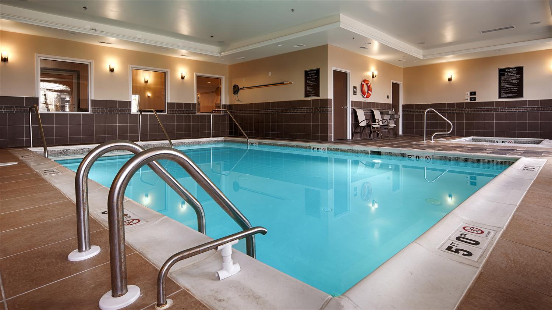 Pool - Best Western Plus Easton Inn & Suites