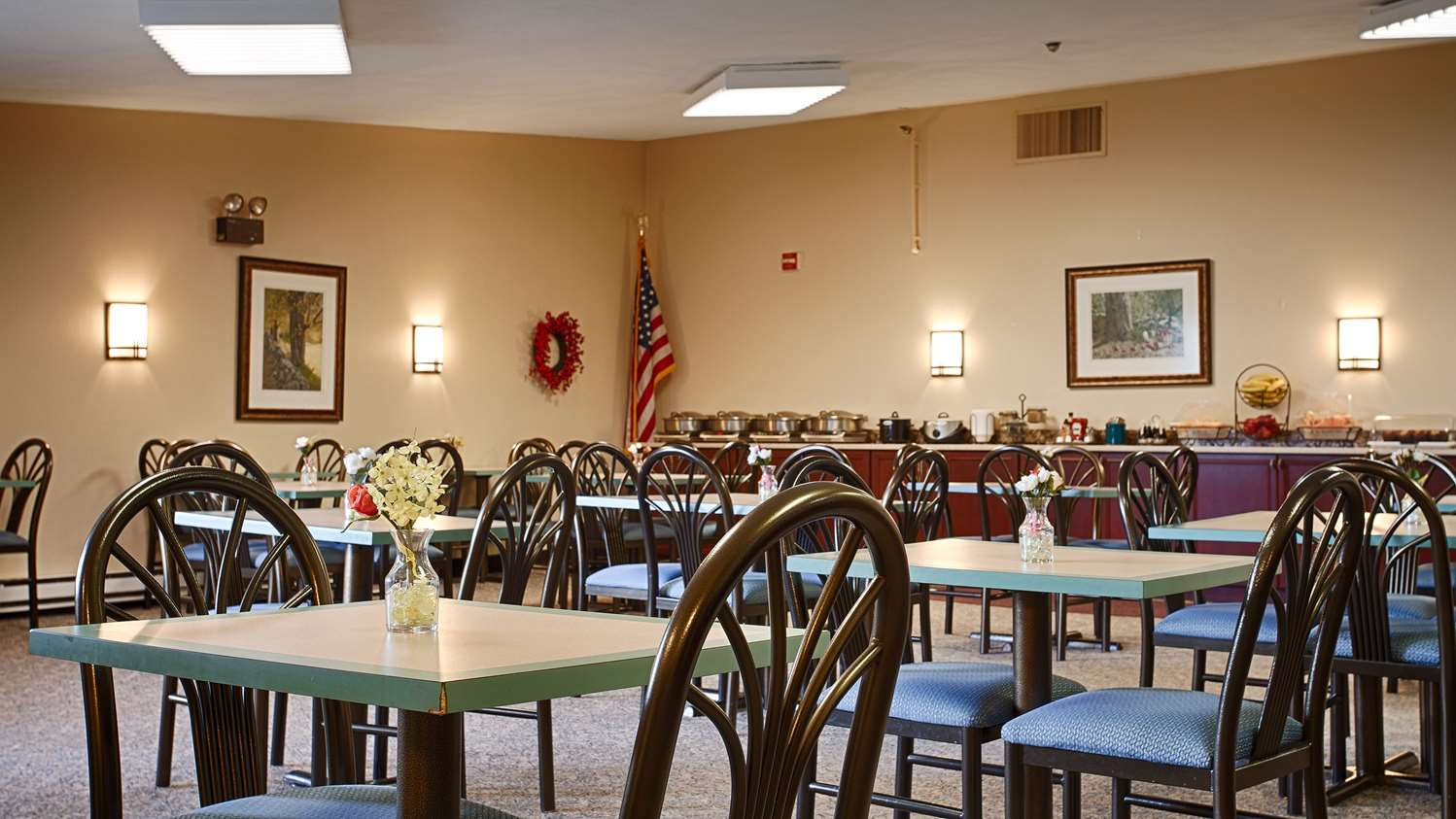 Restaurant - Best Western at Historic Concord