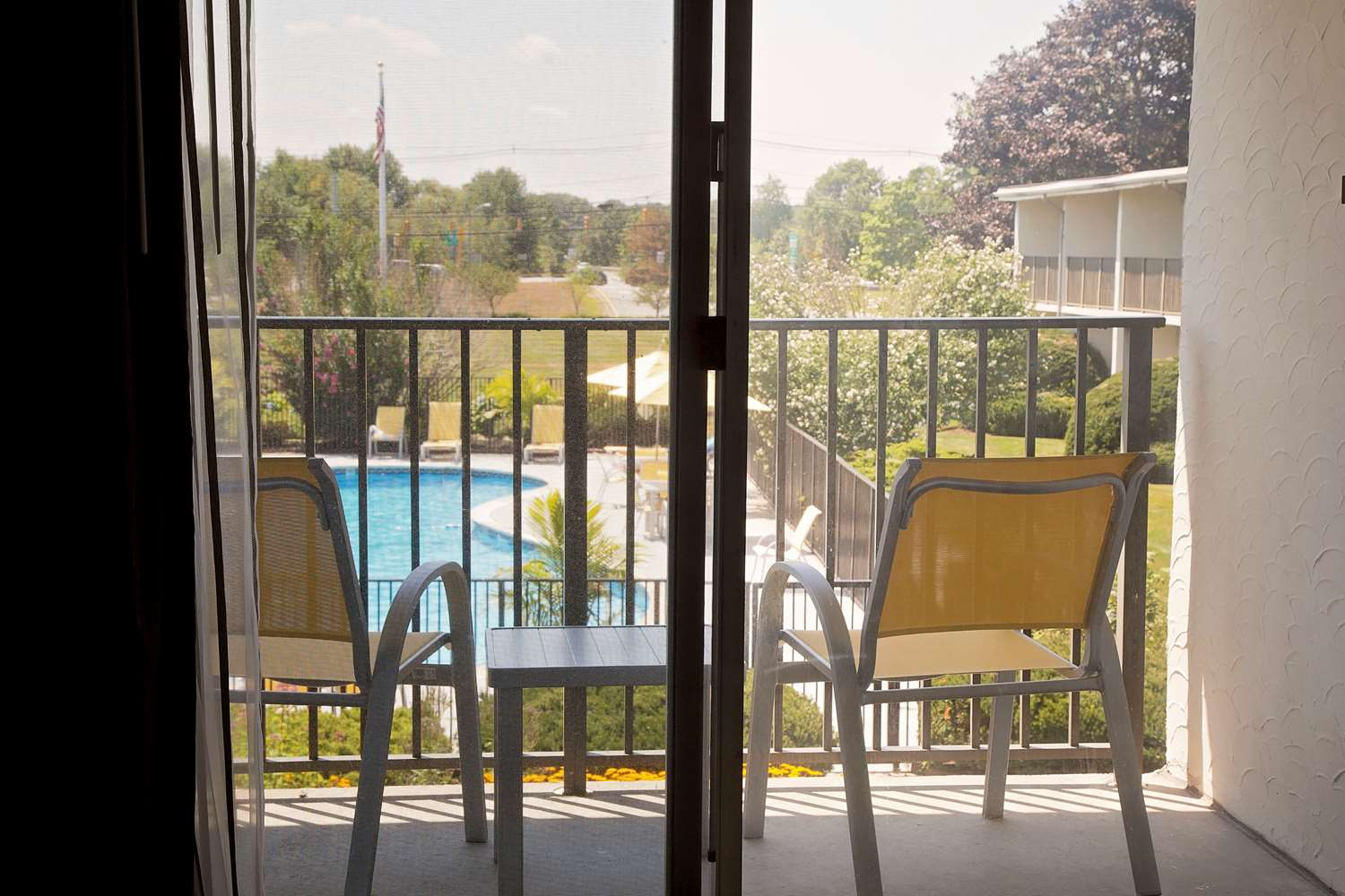 Pool - Best Western at Historic Concord