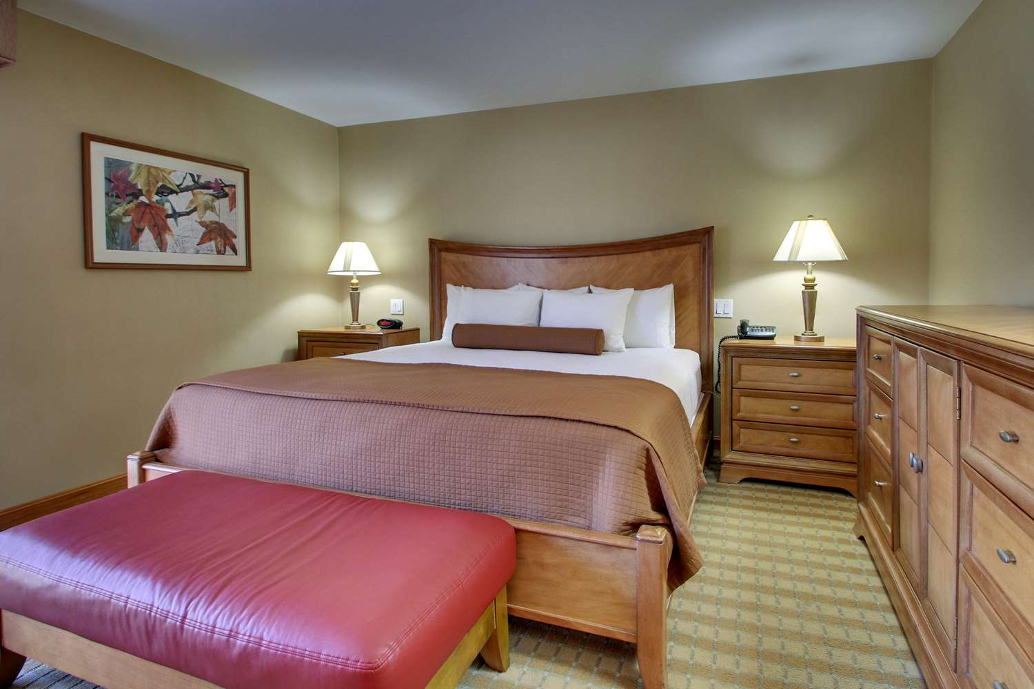 Suite - Best Western at Historic Concord