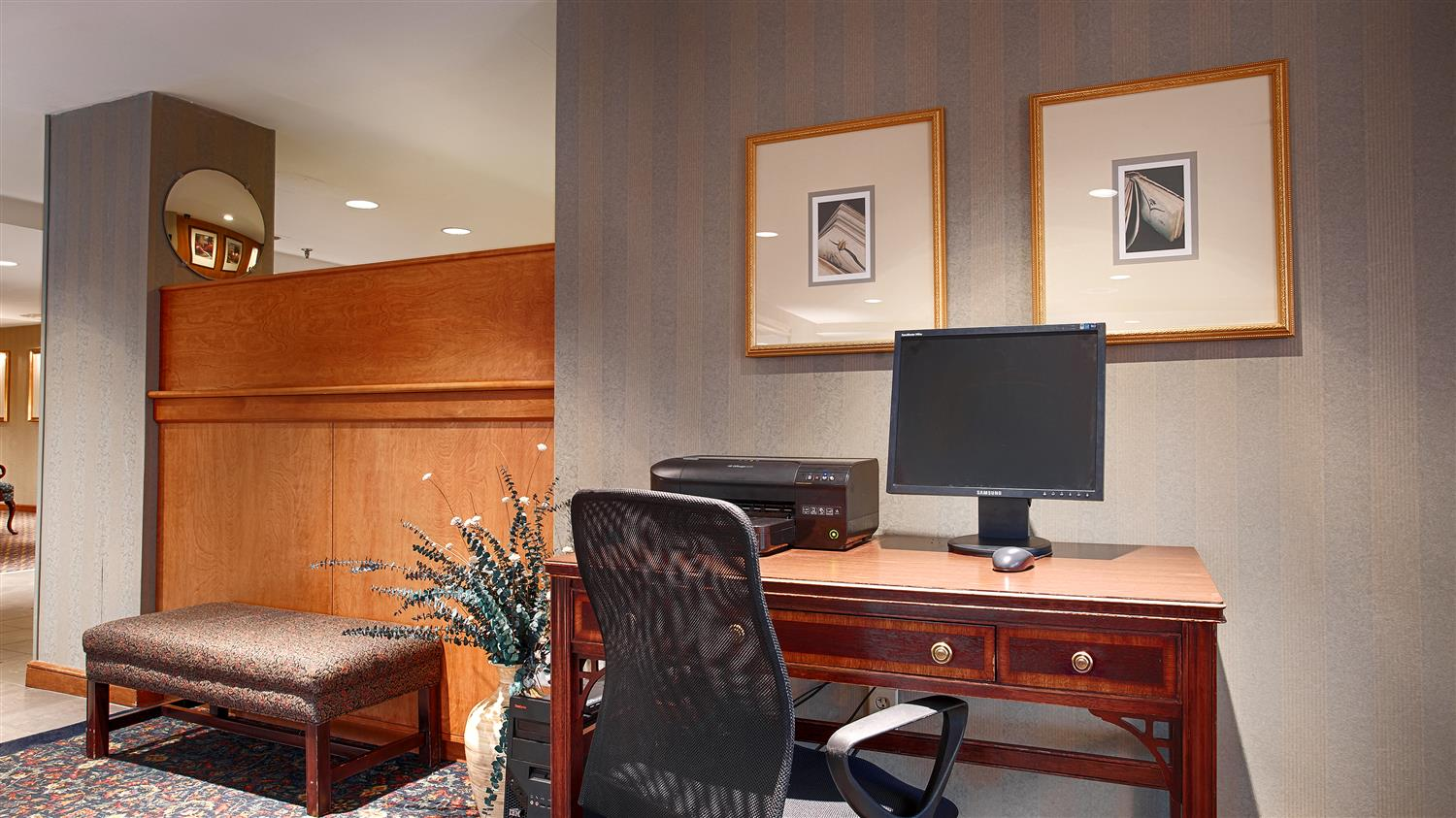 Conference Area - Best Western Plus Chelmsford Inn