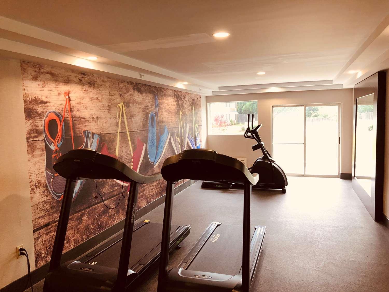 Fitness/ Exercise Room - Best Western Plus Chelmsford Inn