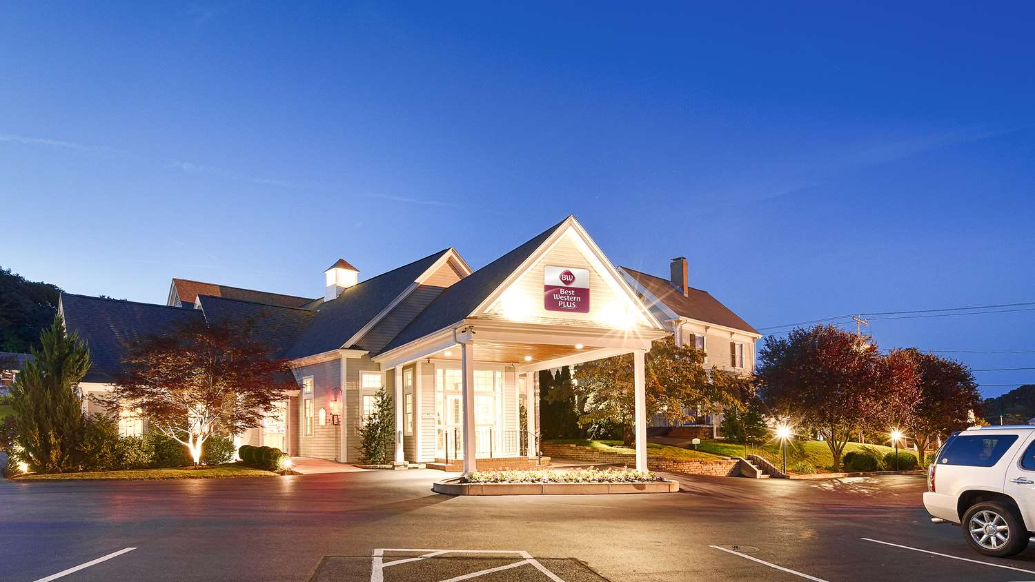 Exterior view - Best Western Plus Inn Cold Spring Plymouth