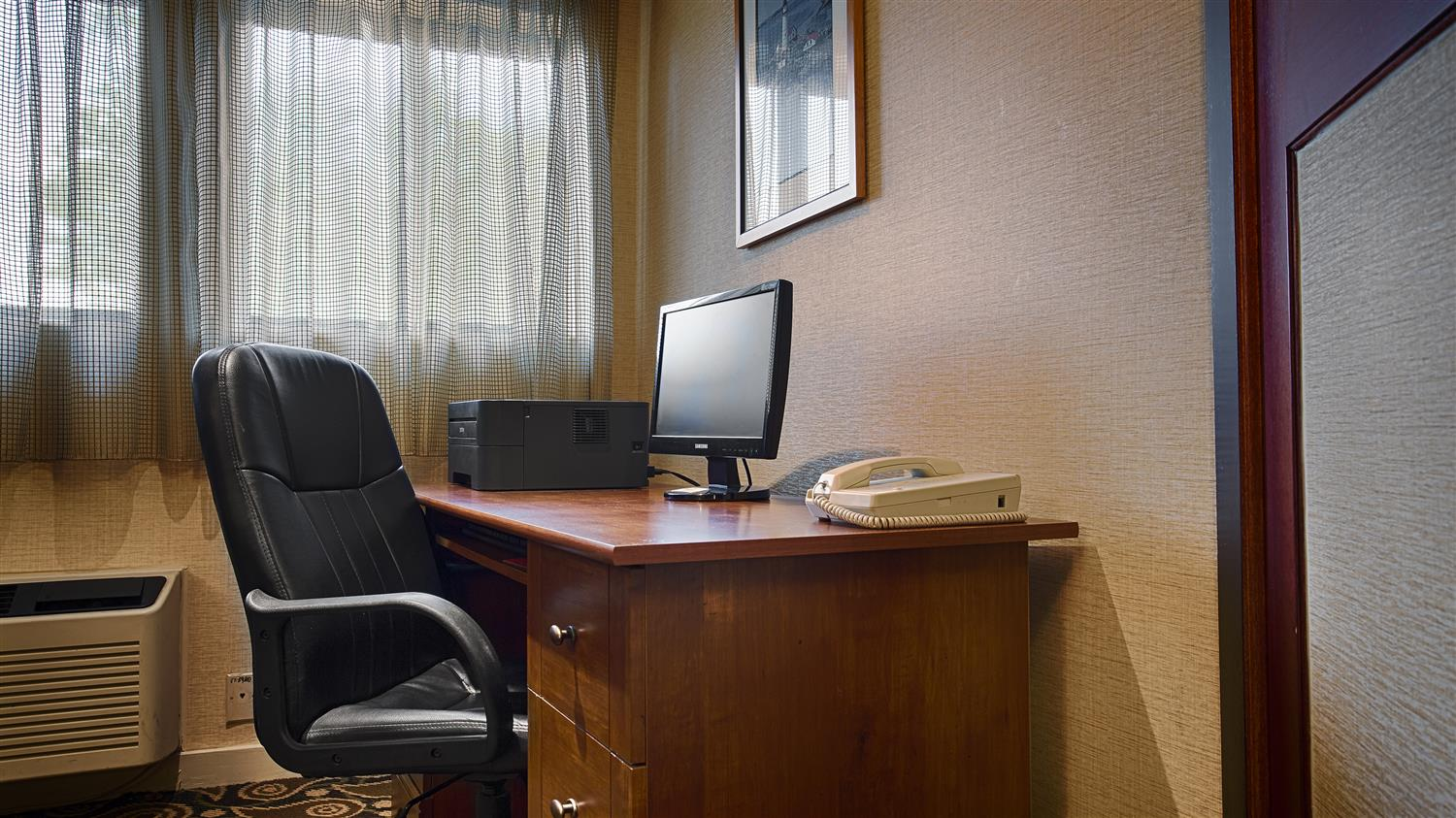 Conference Area - Best Western Hotel Rockland