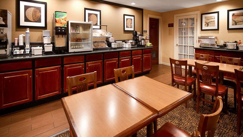 Restaurant - Best Western Hotel Rockland