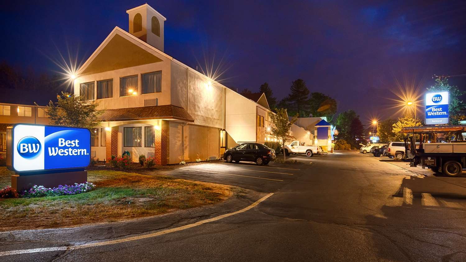 Exterior view - Best Western Hotel Rockland