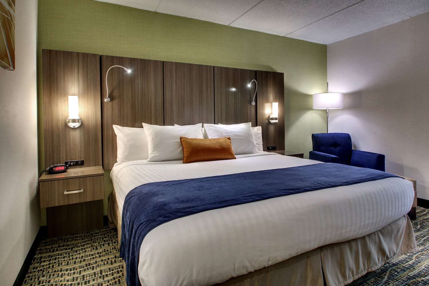 Room - Best Western Plus New Englander Hotel Woburn