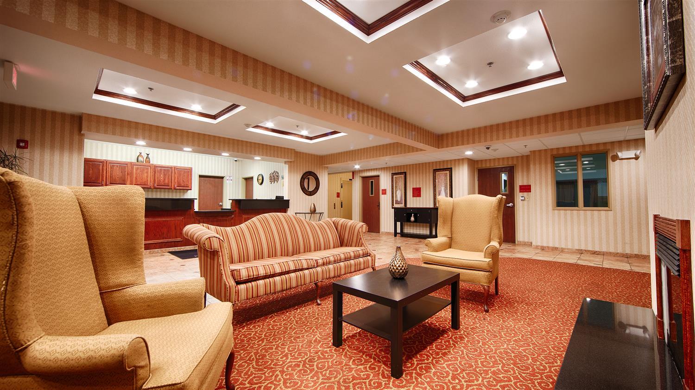 Lobby - Best Western Providence Seekonk Inn