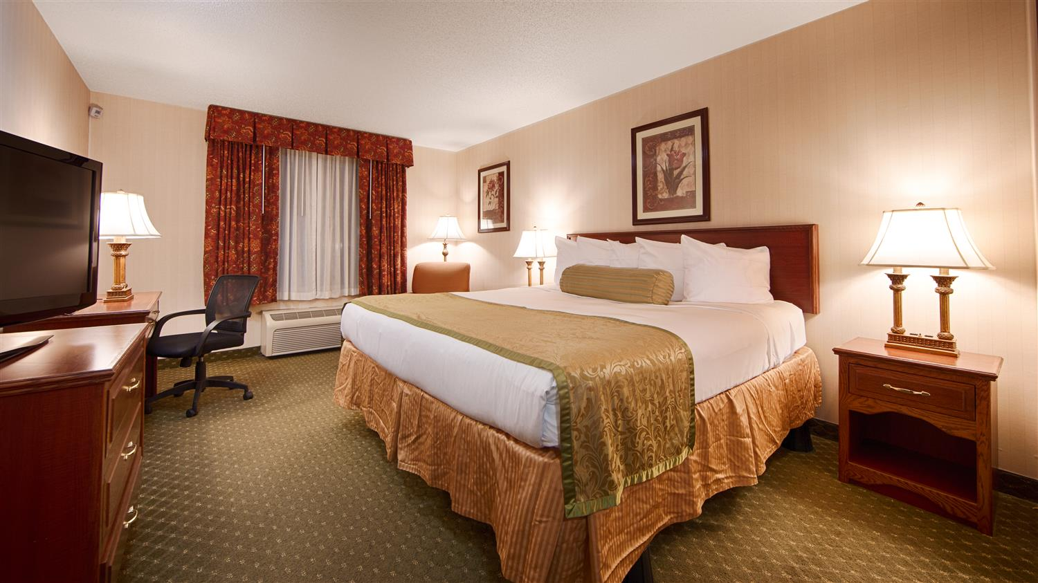 Room - Best Western Providence Seekonk Inn