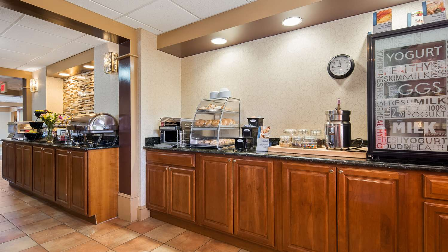 Restaurant - Best Western Plus Sharon Inn