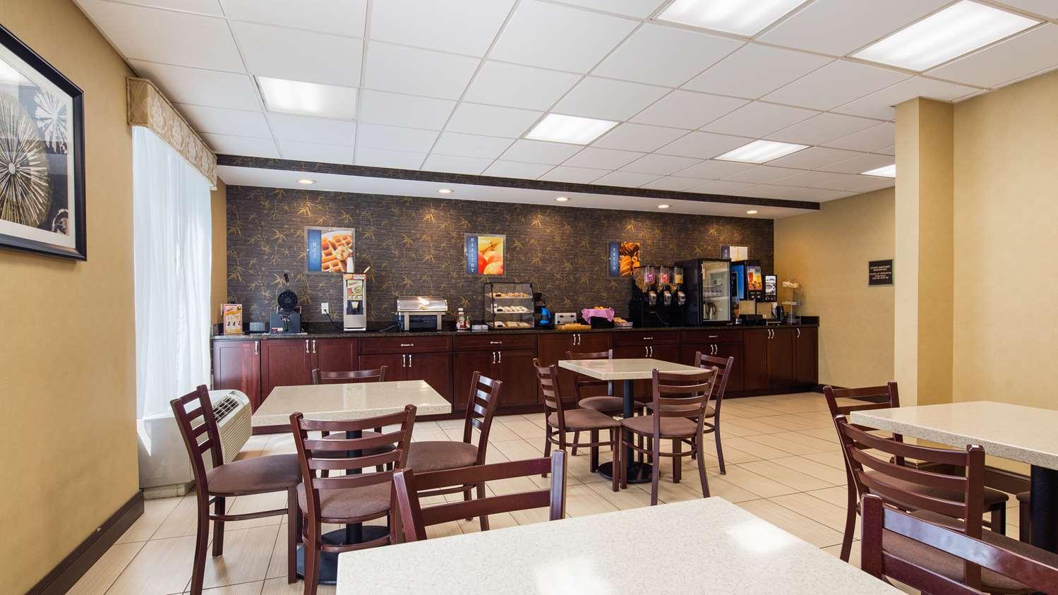 Restaurant - Best Western Springfield West Inn