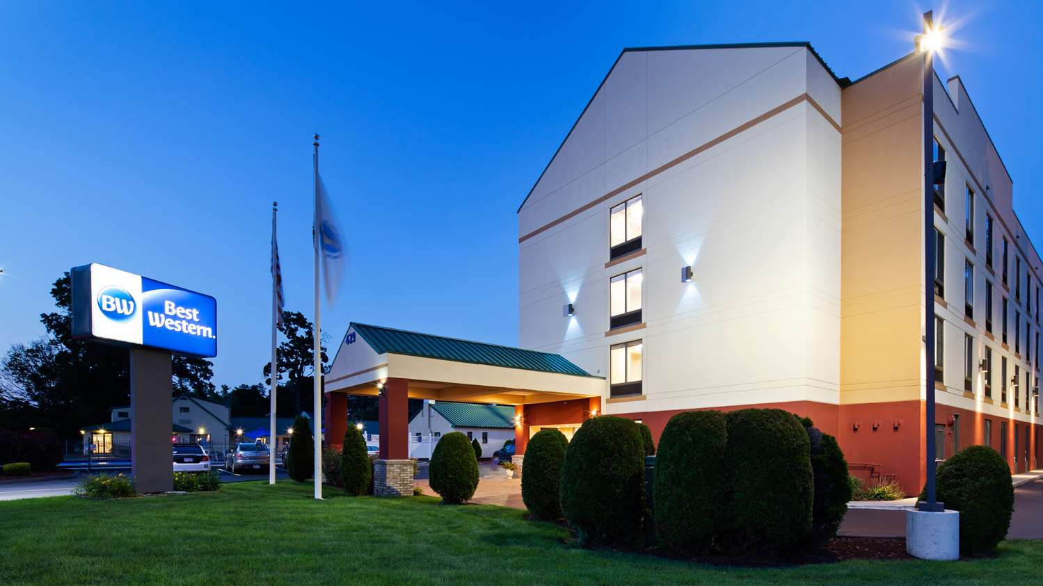 Exterior view - Best Western Springfield West Inn