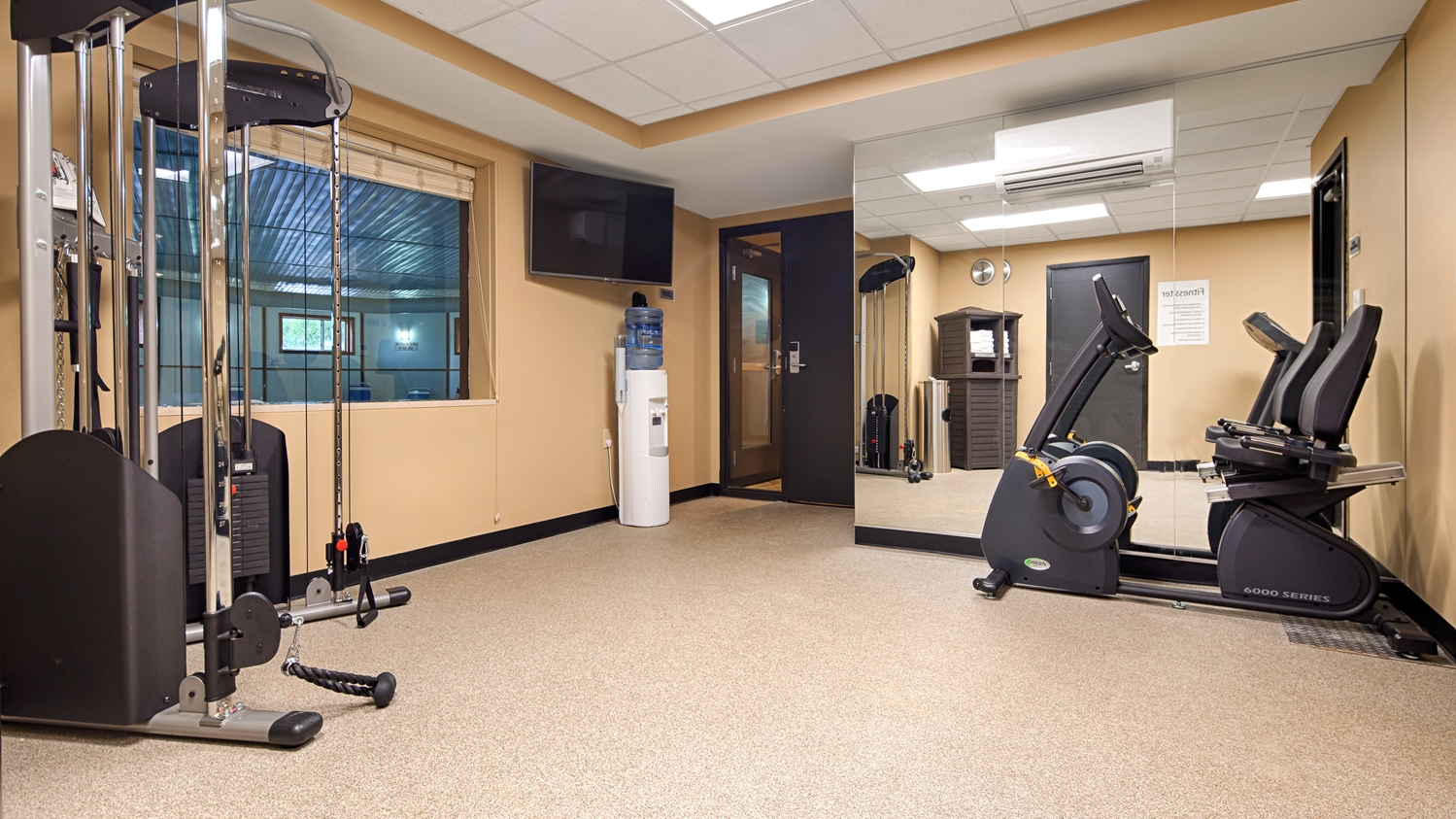 Fitness/ Exercise Room - Best Western Plus Traverse City