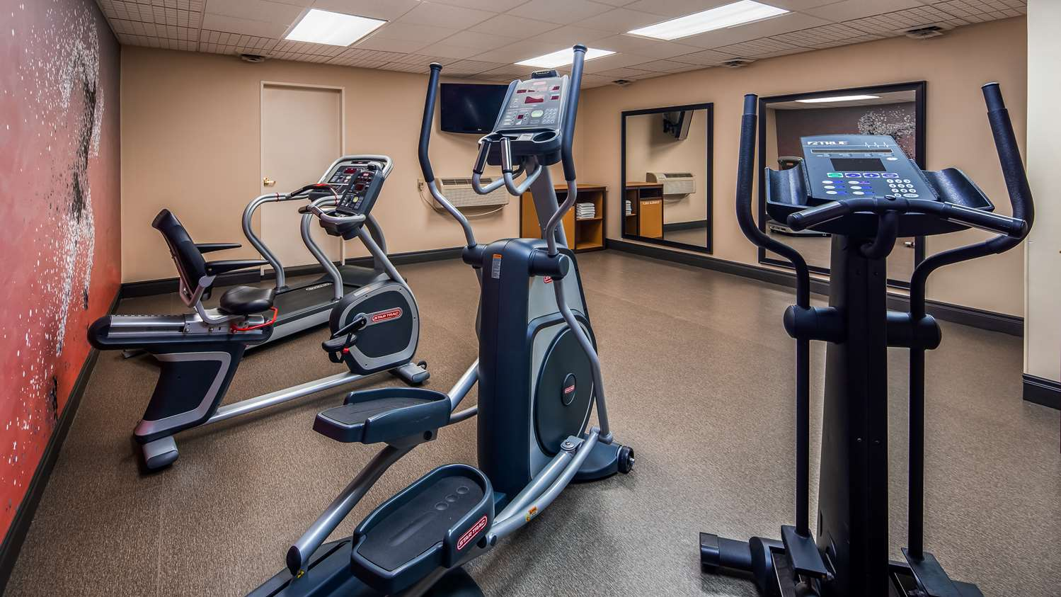Fitness/ Exercise Room - Best Western Hotel Sault Ste Marie