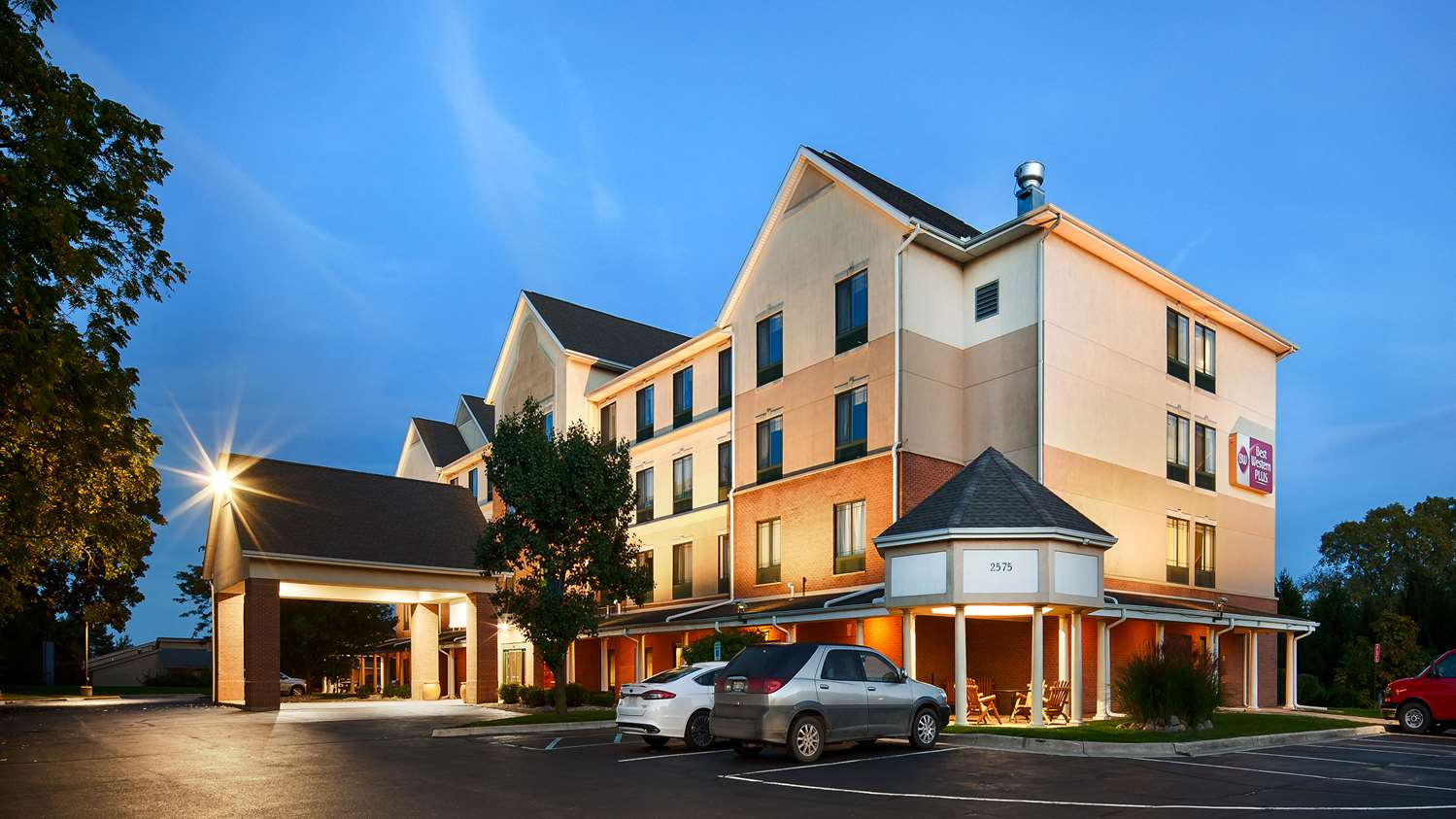 Hotels Near Western Michigan University In Kalamazoo Mi