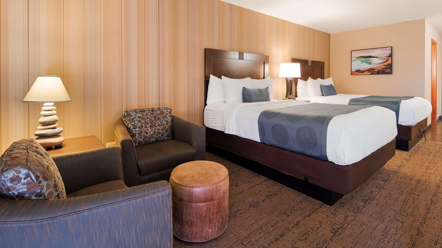 Room - Best Western Plus Superior Inn & Suites