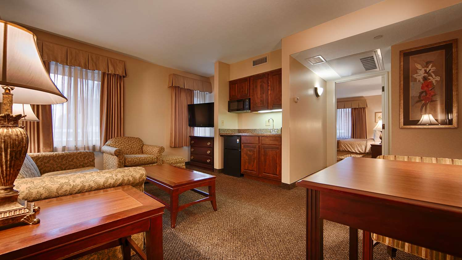 Suite - Best Western Plus Normandy Inn & Suites Minneapolis