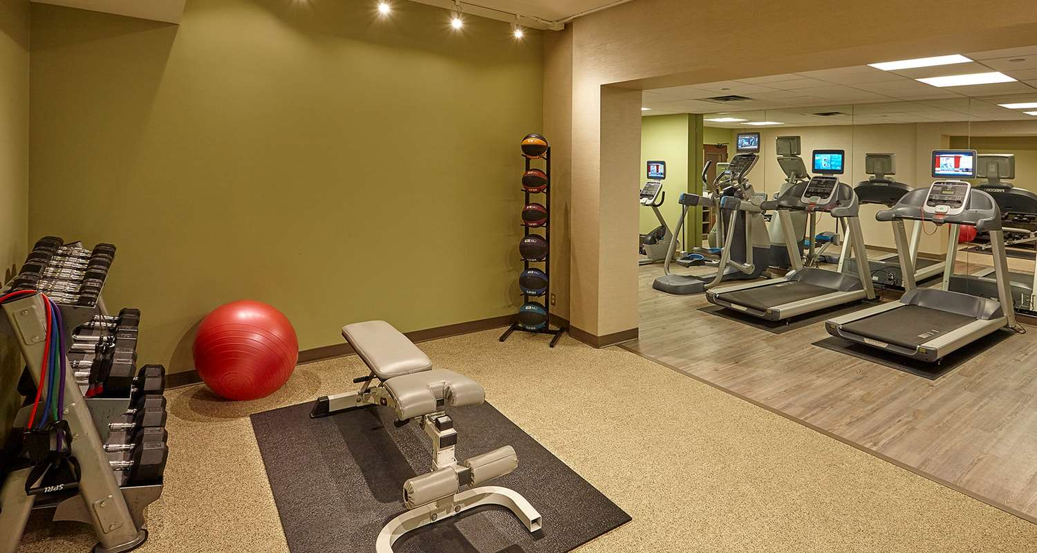 Fitness/ Exercise Room - Best Western Plus Normandy Inn & Suites Minneapolis
