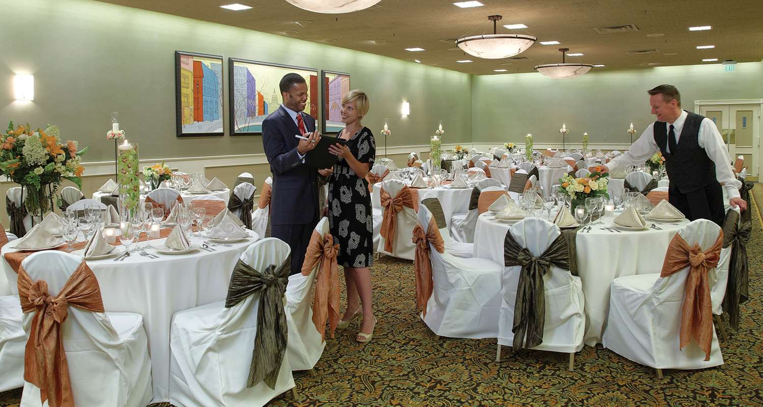 Ballroom - Best Western Plus Normandy Inn & Suites Minneapolis