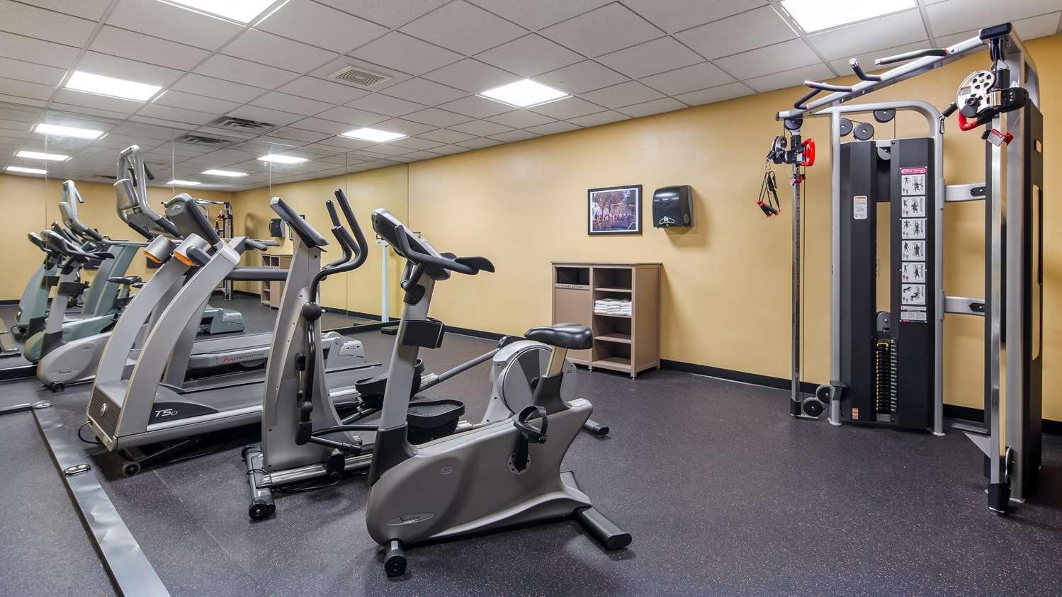 Fitness/ Exercise Room - Best Western Plus Dakota Ridge Inn Eagan