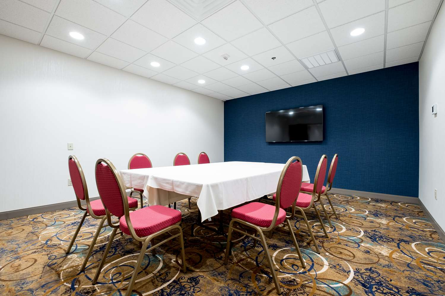 Meeting Facilities - Best Western Plus Capitol Ridge Hotel St Paul