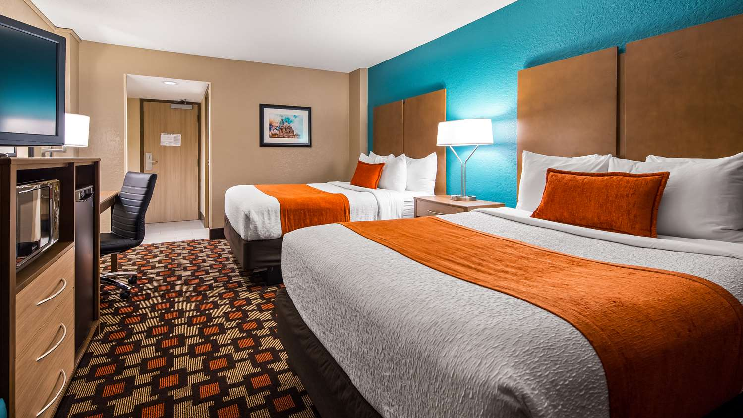 Room - Best Western Plus Capitol Ridge Hotel St Paul