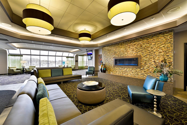 Lobby - Best Western Plus Kelly Inn St Cloud