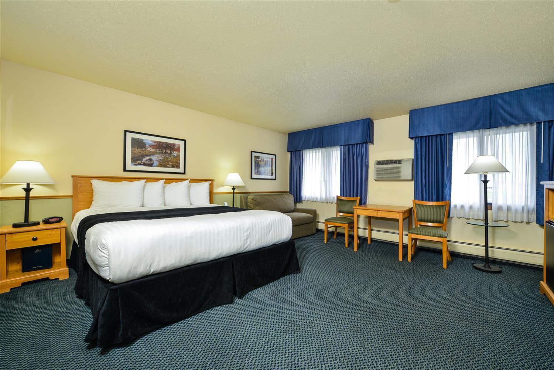 Room - Best Western Bemidji Inn