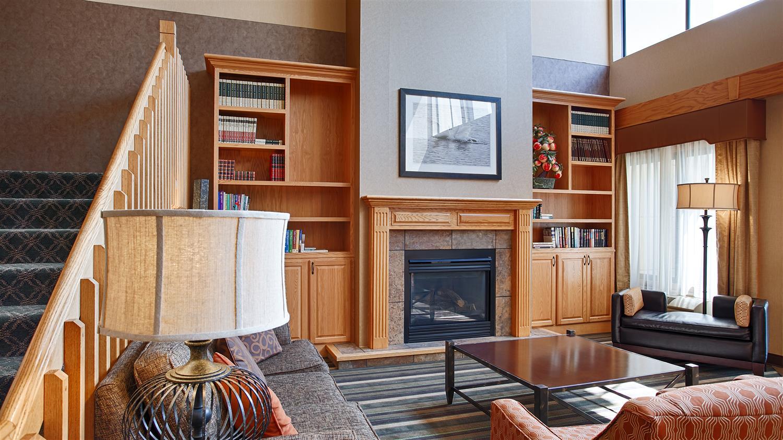 Lobby - Best Western Chelsea Inn & Suites Monticello