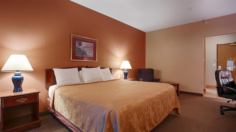 Room - Best Western Chelsea Inn & Suites Monticello