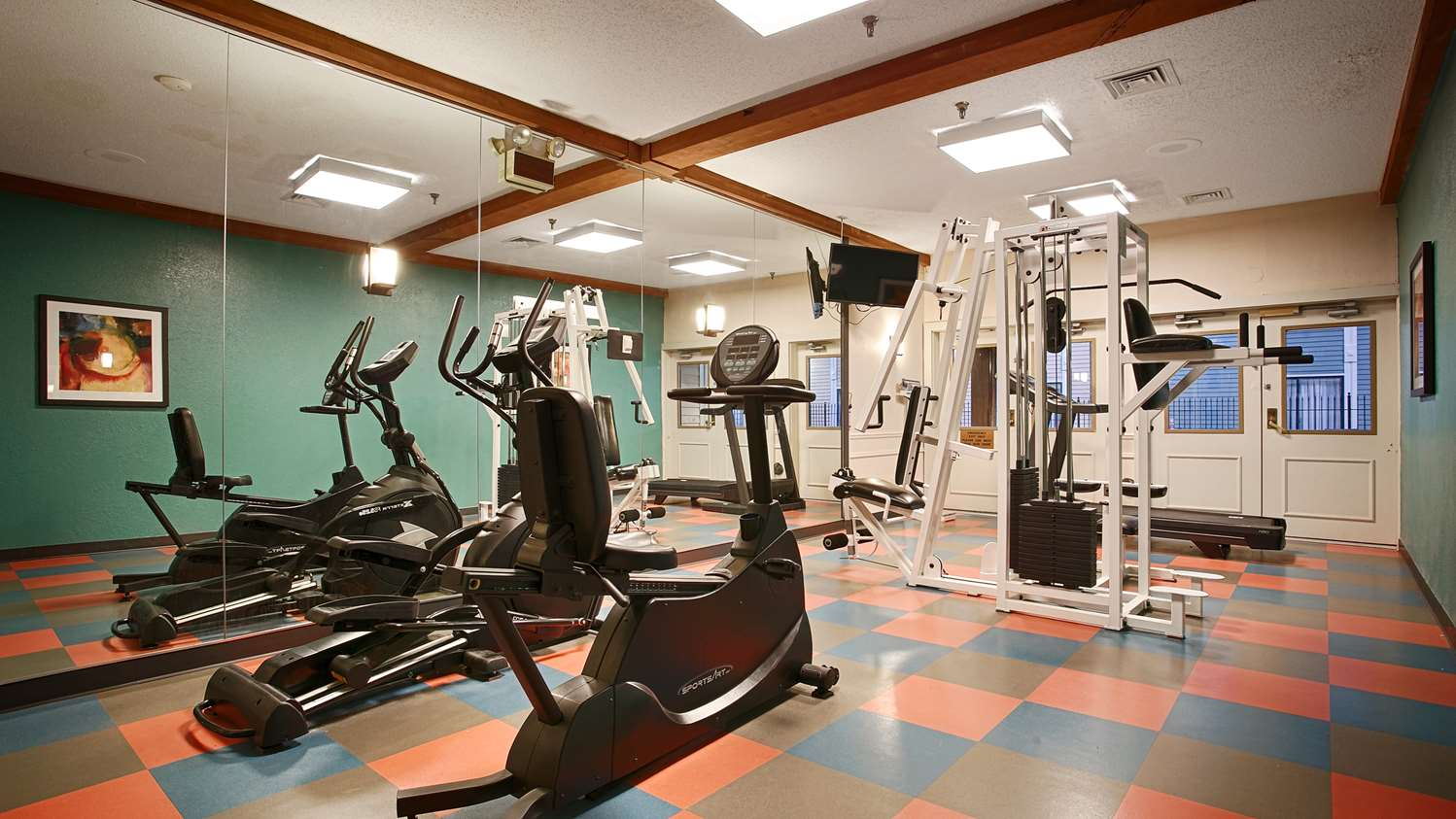 Fitness/ Exercise Room - Best Western Plus Como Park Hotel St Paul
