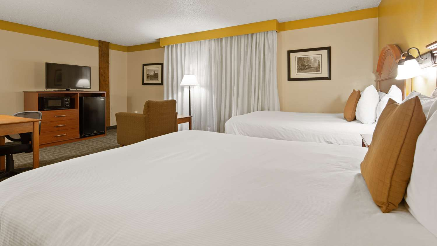 Room - Best Western Plus Como Park Hotel St Paul