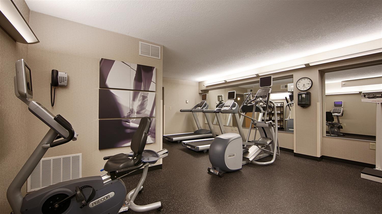 Fitness/ Exercise Room - Best Western Plus Bloomington Inn