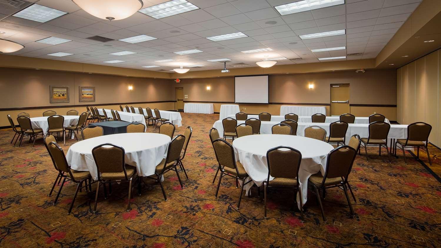 Meeting Facilities - Best Western Plus Bloomington Inn