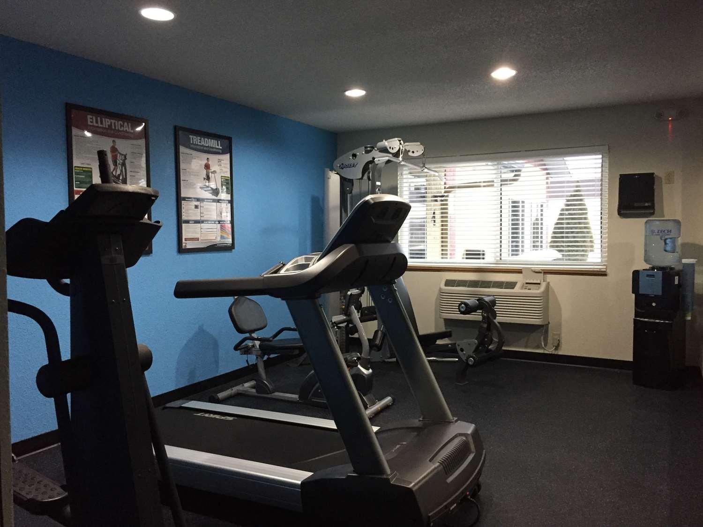Fitness/ Exercise Room - Best Western Shakopee Inn