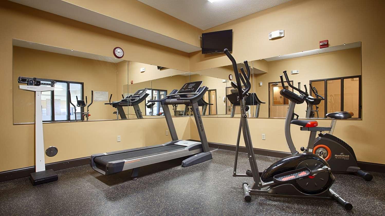 Fitness/ Exercise Room - Best Western Plus Albert Lea I-90 I-35 Hotel