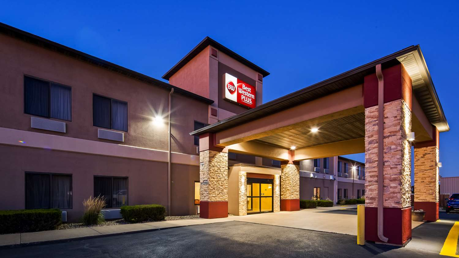 Exterior view - Best Western Plus Albert Lea I-90 I-35 Hotel