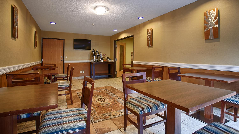Restaurant - Best Western Alexandria Inn