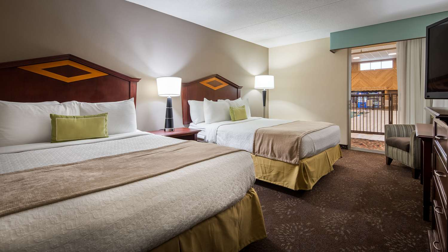 Room - Best Western Plus Hotel Willmar